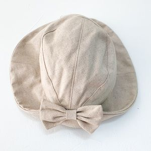 Accessories - Wide brim slouchy sun hat